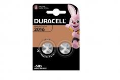 Duracell 3V Lithium Batterie 2016 2 Stück