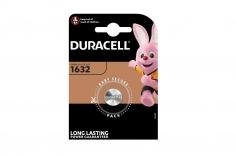 Duracell 3V Lithium Batterie 1632