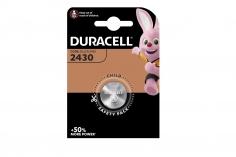 Duracell 3V Lithium Batterie 2430