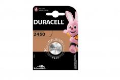 Duracell 3V Lithium Batterie 2450