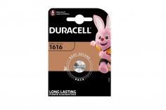 Duracell 3V Lithium Batterie 1616