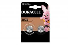 Duracell 3V Lithium Batterie 2025 2 Stück