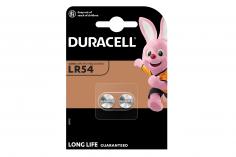 Duracell 1,5V Lithium Batterie LR54 / LR1130