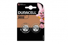 Duracell 3V Lithium Batterie 2032 2 Stück