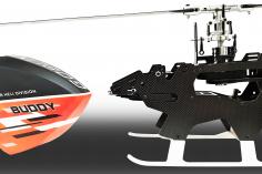 Goblin Buddy 380 Kit mit Rotorblättern
