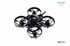 BetaFPV Meteor65  Whoop Quadcopter Black Edition für Futaba
