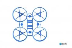 BetaFPV Meteor65 Micro Brushless Whoop Rahmen in blau