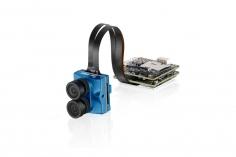 Caddx Tarsier V2 in blau FPV Kamera 1200TVL