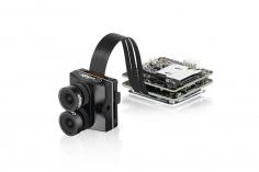 Caddx Tarsier V2 in schwarz FPV Kamera 1200TVL