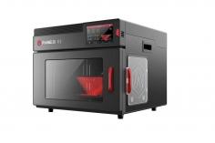 Raise3D E2 Mehrzweck-3D-Drucker mit Dual-Extruder