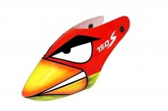 Lionheli Fiberglass Haube Angry Bird für den Blade 150 S