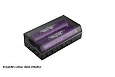 Efest H2 18650 Akku Aufbewahrungs BOX in schwarz