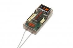 Spektrum Empfänger AR6610T 6 Kanal DSMX Telemetry Empfänger