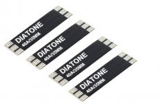 Diatone MAMBA Motorwire 40A, 3-6S 35mm 4 Stück