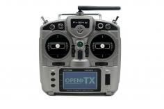 FrSky Taranis X9 Lite -S- EU/LBT Sender Silver mit SD-Karte, 2,4 GHz ohne Akkus englische Menüführung