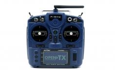 FrSky Taranis X9 Lite -S- EU/LBT Sender Deep Blue mit SD-Karte, 2,4 GHz ohne Akkus englische Menüführung