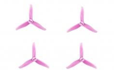 Gemfan 3 Blatt Propeller Hurricane 3016 3,0×1,6x3 2mm Welle je 4x CW und 4 x CCW in hell violet