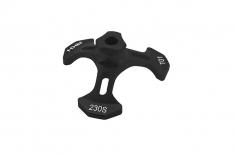 Rakonheli Taumelscheibeneinstellhilfe in schwarz für den Blade 230s