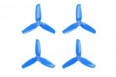 BetaFPV Gemfan 2540 3-Blatt Propeller in blau für Beta95X