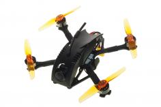 GOFLY RC FPV Racing Drone 2,5 Zoll Scorpion 120 Toothpick in schwarz für FrSky