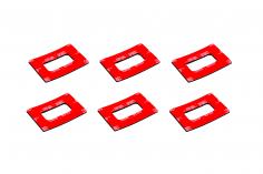 OMPHobby Ersatzteil FBL System Dämpfer Set für OMPHobby M2 Heli