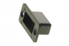 Einbaurahmen lang nur für Multiplex Stecker (nicht für Buchsen geeignet)