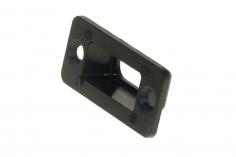 Einbaurahmen kurz für Multiplex Stecker und Buchsen
