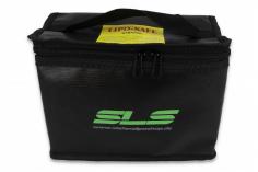 SLS Lipo Akku Safe Tasche in schwarz 220x120x160mm