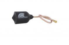 VAS Video Aerial Systems  5.8GHz Minion PRO Antenne mit u.FL/IPX Anschluss RHCP ( rechtsdrehend )