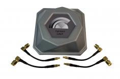 VAS Video Aerial Systems  Cyclops Antennenarray für DJI Digital FPV System LHCP (linksdrehend) - kompatible mit original DJI Air Unit