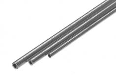 Aluminiumrohr AussenØ 3,0mm x InnenØ 2,4mm 1 Meter