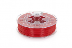 Extrudr Filament DURA PRO ASA (Acryl-Styrol-Acrylnitrit) in rot Ø 1,75mm 0,75Kilo