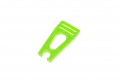 Blatthalter aus TPU in grün für Blade 150S