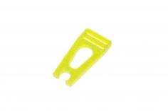 Blatthalter aus TPU in gelb für Blade 150S