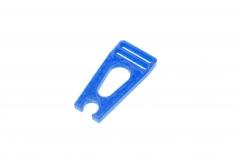 Blatthalter aus TPU in blau für Blade 150S