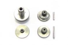 1st Servoersatzgetriebe für Heckservo ST-3015MG und ST-4015MG