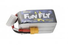 TATTU FunFly 1300mAh 22.2V 100C 6S1P Lipo Akku mit XT60 Anschluss