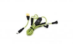 TBS Adapterkabel - SYK Kabel in grün