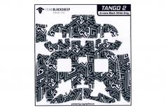 TBS Tango 2 Skin in Arrows Black White Grey Design