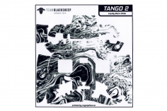 TBS Tango 2 Skin in Liquify Black White Design