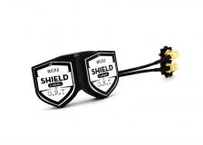 TBS Dual Antenne Shield PRO 5,8GHz RHCP (rechtsdrehend) mit Pin (SMA)