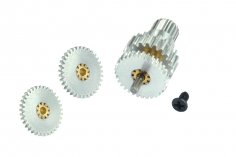 Microheli Metal Servogetriebe DS150/155 für T-REX 150