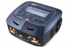 SkyRC D100 V2 AC/DC Ladegerät LiPo 1-6s 10A 100W