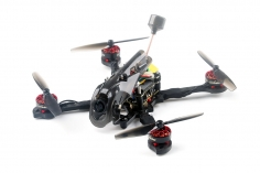 Happymodel Larva X HD 125mm 2in1 Toothpick HD Copter oder HD Whoop mit 2-3S für Crossfire