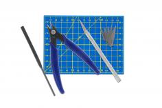 Werkzeugset für Modellbau