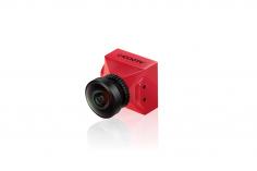 Caddx Ratel mini FPV Kamera 1200TVL Super WDR 1,8mm in rot