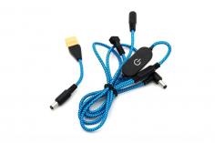 TBS Adapterkabel - SYK Kabel in blau