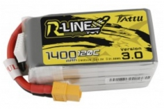 Tattu R-Line Akku Version 3.0 1400mAh 120C 6S1P