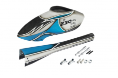 Microheli  Rumpf in Oceania Design  für Blade 230S und 230S V2