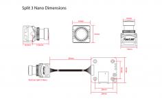 RunCam Split 3 Nano Kamera